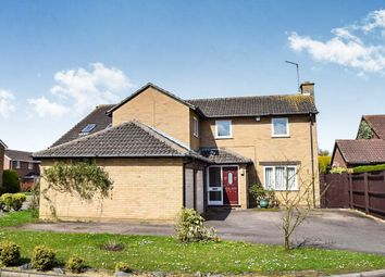 Thumbnail 5 bedroom detached house for sale in Goodwood Road, Bretton, Peterborough