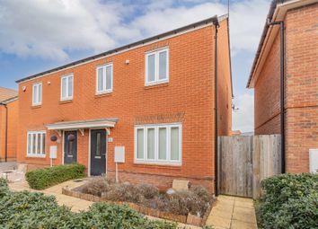 3 bed semi-detached house for sale in Samborne Drive, Wokingham, Berkshire RG40