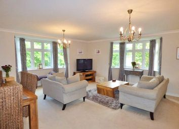 Thumbnail 2 bed flat for sale in Ingress Park Avenue, Greenhithe