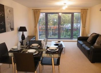 Thumbnail 2 bedroom flat to rent in Admiral House, Castle Quay, Castle Marina