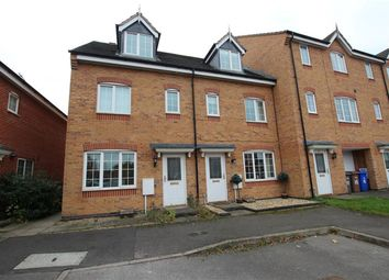 Thumbnail 3 bed town house to rent in Raleigh Close, Trent Vale