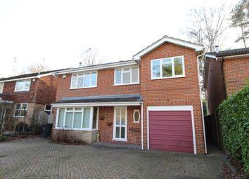 Thumbnail 5 bedroom property to rent in Oakwood Road, Windlesham