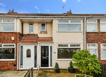 Thumbnail 3 bed semi-detached house for sale in 166 Welwyn Park Avenue, Hull