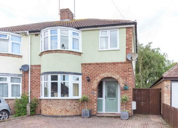 Thumbnail 3 bed semi-detached house for sale in First Avenue, Wellingborough