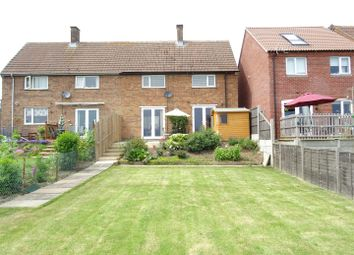 Thumbnail 3 bed semi-detached house for sale in Highfields, Thornton, Leicestershire