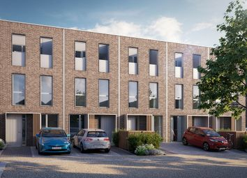 Thumbnail 3 bedroom town house for sale in Dock Road, Chatham, Kent