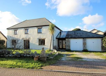 Thumbnail 3 bed barn conversion for sale in Read Close, Penryn