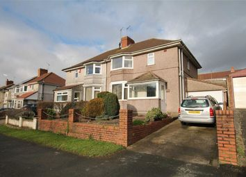 Thumbnail 3 bedroom semi-detached house for sale in Portway, Shirehampton, Bristol