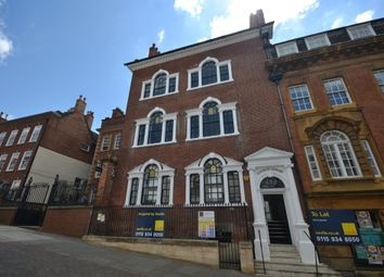 Thumbnail 3 bed flat to rent in Low Pavement, Nottingham