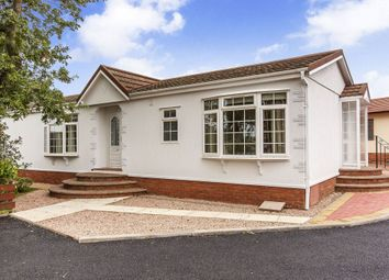 Thumbnail 2 bed mobile/park home for sale in 1 Aspen, Monks Muir Park, Haddington