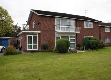 Thumbnail 2 bed flat for sale in Fulshaw Court, Wilmslow