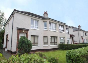 Thumbnail 2 bed flat for sale in Neilsland Oval, Glasgow, Lanarkshire