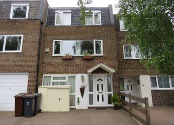 Thumbnail 3 bedroom town house for sale in Hazeldown Road, Rownhams, Southampton