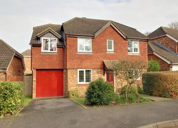 Thumbnail 5 bedroom detached house for sale in Darby Vale, Warfield, Bracknell