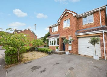 Thumbnail 5 bed detached house for sale in Bampton Close, Emersons Green, Bristol