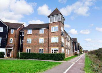 2 bed flat for sale in Riverbank Way, Ashford, Kent TN24