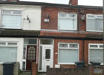 2 bed terraced house for sale in Devon Street, Gipsyville, Hull HU4