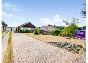 Thumbnail 2 bed bungalow for sale in Downview Road, Findon