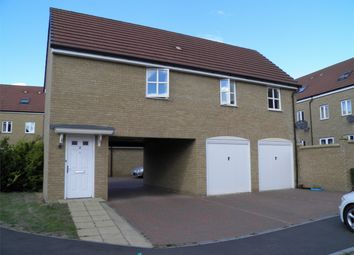 Thumbnail 1 bed flat to rent in Winterton Close, Stamford, Lincolnshire