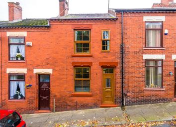 Thumbnail 2 bed terraced house for sale in Lemon Street, Tyldesley, Manchester