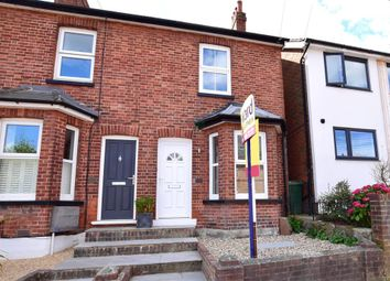 Thumbnail 2 bed end terrace house for sale in Silverdale Road, Tunbridge Wells, Kent