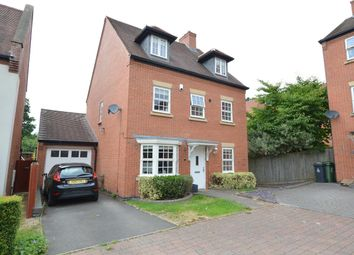 Thumbnail 5 bed detached house for sale in Netherhall Avenue, Great Barr, Birmingham