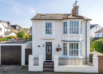 Thumbnail 3 bed detached house for sale in Parkgate Road, Reigate, Surrey