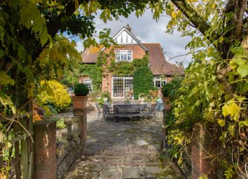 Thumbnail 7 bed detached house for sale in Church Close, Ongar Road, Kelvedon Hatch, Brentwood