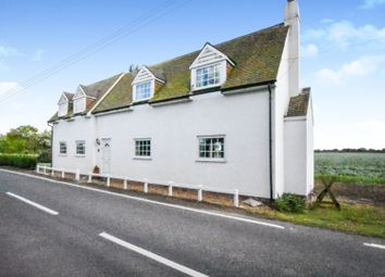 Thumbnail 3 bed detached house for sale in Cross End, Thurleigh
