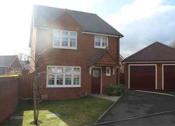 Thumbnail 4 bed detached house for sale in Leyfield Way, Liverpool, Merseyside