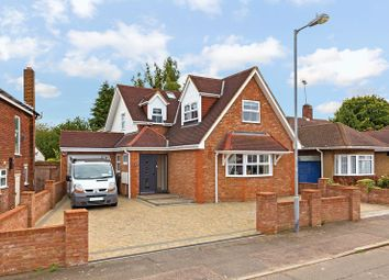 Thumbnail 4 bed detached house for sale in Felstead Way, Luton