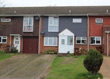 3 bed terraced house for sale in Lonsdale Drive, Rainham, Kent ME8