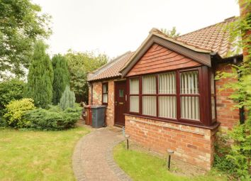 Thumbnail 1 bed bungalow for sale in The Grove, Barrow-Upon-Humber