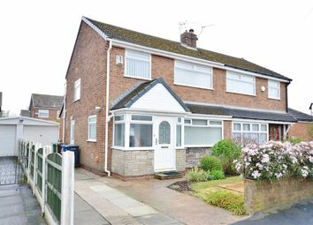 Thumbnail 3 bed semi-detached house for sale in Ascot Drive, Atherton, Manchester