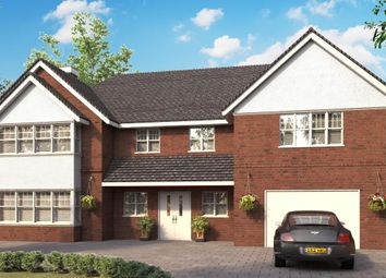 Thumbnail 5 bed detached house for sale in Development, Hutton Mount, Shenfield