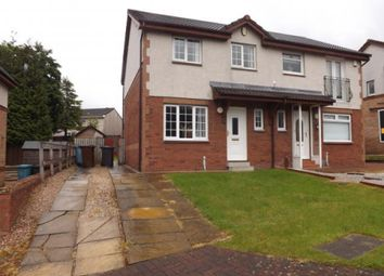 Thumbnail 3 bed semi-detached house for sale in 4 Easedale Path, Carnbroe, Coatbridge