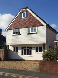 Thumbnail 3 bed detached house to rent in Maidstone Road, Marden