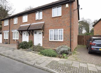 Thumbnail 3 bed end terrace house to rent in Larch Grove, The Hollies, Sidcup, Kent