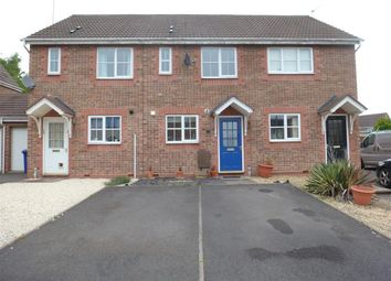 Thumbnail 2 bed town house to rent in Primrose Drive, Branston, Burton-On-Trent