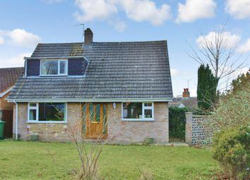 Thumbnail 3 bed property for sale in Longdell Hills, New Costessey, Norwich