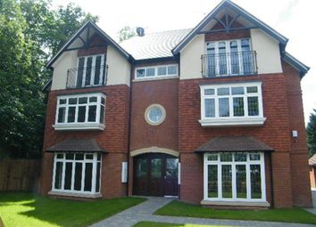 Thumbnail 2 bed flat to rent in Village Gate, Parvis Road, West Byfleet, Surrey