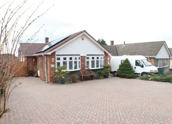 Thumbnail 3 bed bungalow to rent in Dormy Close, Sarisbury Green, Southampton