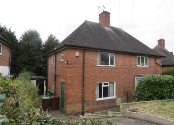 Thumbnail 2 bed semi-detached house for sale in Raymede Drive, Nottingham
