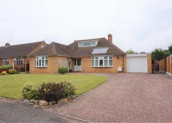Thumbnail 3 bed detached bungalow for sale in Bower Hill Drive, Stourport-On-Severn