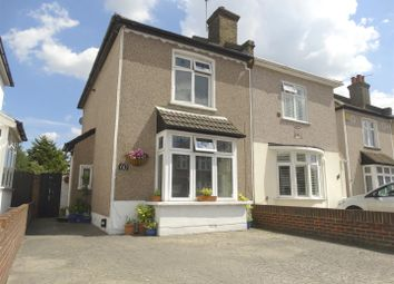 Thumbnail 3 bed semi-detached house for sale in Belvedere Road, Bexleyheath