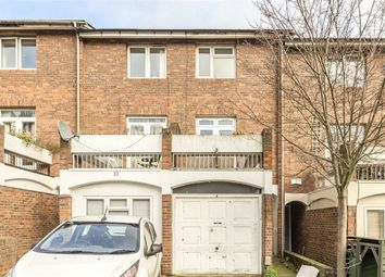 Thumbnail 4 bed terraced house to rent in Mutrix Road, London