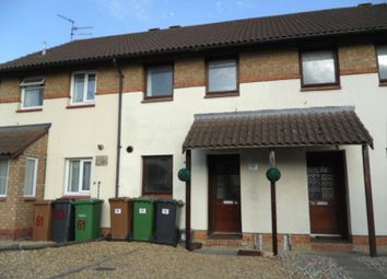 Thumbnail 2 bed terraced house to rent in Osprey, Orton Goldhay, Peterborough