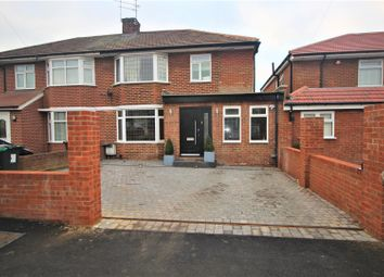 Thumbnail 5 bed property for sale in Langdale Terrace, Manor Way, Borehamwood