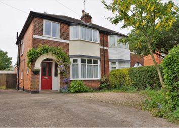 Thumbnail 3 bed semi-detached house for sale in 51, Leicester