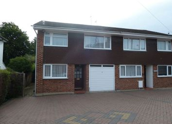 Thumbnail 3 bed semi-detached house for sale in Main Road, Hextable, Swanley